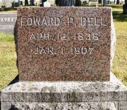 BELL, EDWARD PAYSON - Madison County, Iowa | EDWARD PAYSON BELL
