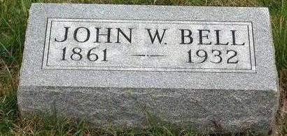 BELL, JOHN WILLIAM - Madison County, Iowa | JOHN WILLIAM BELL