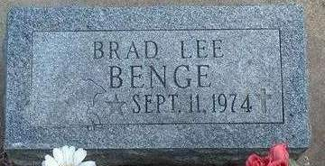 BENGE, BRAD LEE - Madison County, Iowa | BRAD LEE BENGE