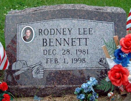 BENNETT, RODNEY LEE - Madison County, Iowa   RODNEY LEE BENNETT