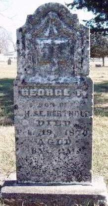 BERTHOLF, GEORGE T. - Madison County, Iowa   GEORGE T. BERTHOLF