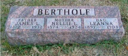 BERTHOLF, NELLIE - Madison County, Iowa | NELLIE BERTHOLF