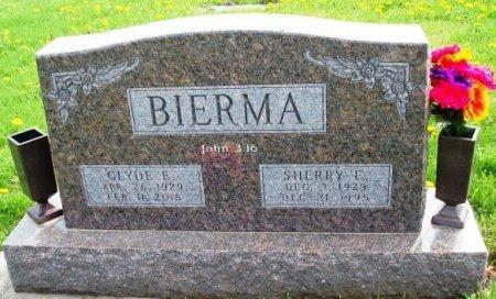 BIERMA, CLYDE E. - Madison County, Iowa | CLYDE E. BIERMA