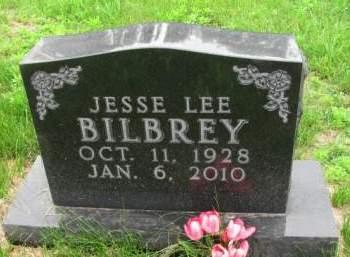 BILBREY, JESSE LEE - Madison County, Iowa | JESSE LEE BILBREY