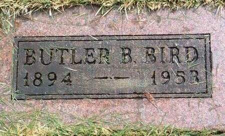 BIRD, BUTLER B. - Madison County, Iowa | BUTLER B. BIRD