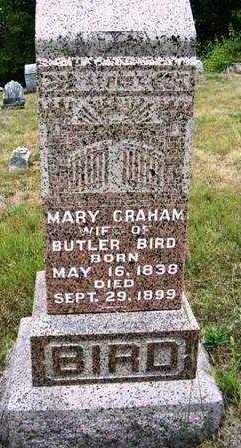BIRD, MARY SCOTT - Madison County, Iowa | MARY SCOTT BIRD