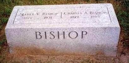 BISHOP, MABEL VALINDA - Madison County, Iowa | MABEL VALINDA BISHOP