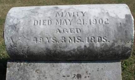 BISHOP, MARY - Madison County, Iowa | MARY BISHOP