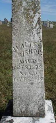 BISHOP, DAVID WALTER - Madison County, Iowa | DAVID WALTER BISHOP