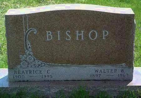 BISHOP, BEATRICE C. - Madison County, Iowa | BEATRICE C. BISHOP