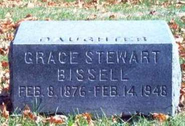 BISSELL, GRACE - Madison County, Iowa | GRACE BISSELL