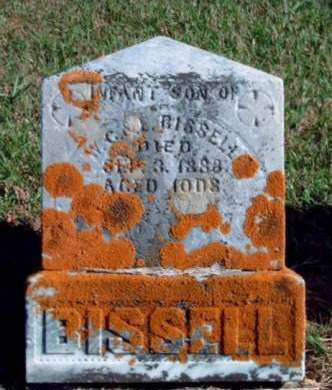 BISSELL, INFANT - Madison County, Iowa | INFANT BISSELL