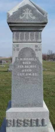 BISSELL, ORRIN BURKE - Madison County, Iowa | ORRIN BURKE BISSELL