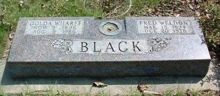 BLACK, GOLDA MAY - Madison County, Iowa | GOLDA MAY BLACK