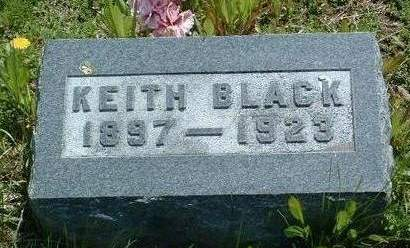 BLACK, JAMES KEITH - Madison County, Iowa | JAMES KEITH BLACK