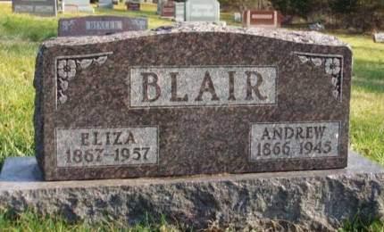 BLAIR, ANDREW - Madison County, Iowa | ANDREW BLAIR