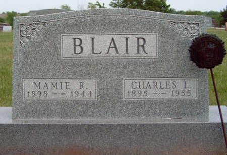 BLAIR, MAMIE RUTH - Madison County, Iowa | MAMIE RUTH BLAIR