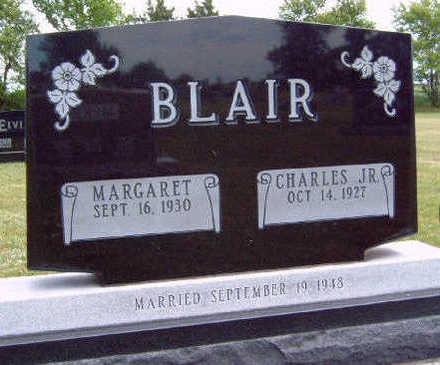 BLAIR, MARGARET - Madison County, Iowa | MARGARET BLAIR