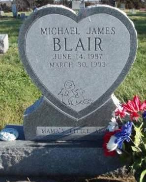 BLAIR, MICHAEL JAMES - Madison County, Iowa | MICHAEL JAMES BLAIR