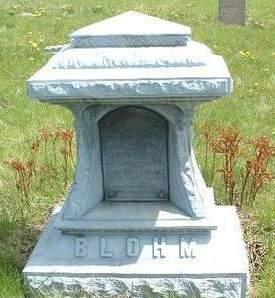 BLOHM, MARTIN CHRISTIAN - Madison County, Iowa | MARTIN CHRISTIAN BLOHM