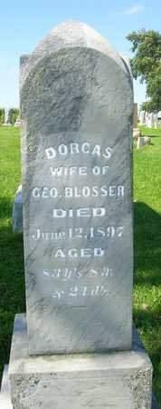 HOFFARD BLOSSER, DORCUS - Madison County, Iowa | DORCUS HOFFARD BLOSSER
