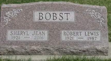 BOBST, SHERYL JEAN - Madison County, Iowa | SHERYL JEAN BOBST