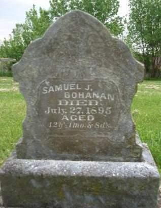 BOHANAN, SAMUEL J. - Madison County, Iowa | SAMUEL J. BOHANAN