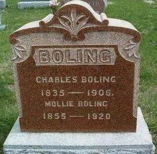 BOLING, CHARLES - Madison County, Iowa | CHARLES BOLING