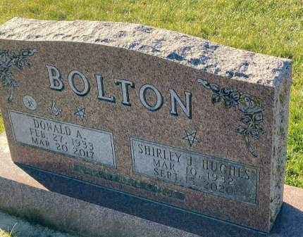 BOLTON, DONALD A. - Madison County, Iowa | DONALD A. BOLTON