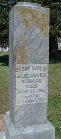 YARNELL BONHAM, SUSAN MARY - Madison County, Iowa | SUSAN MARY YARNELL BONHAM