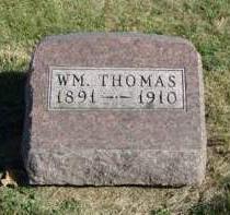BOOTHROY, WILLIAM THOMAS - Madison County, Iowa | WILLIAM THOMAS BOOTHROY