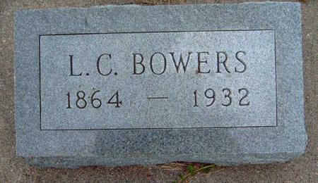 BOWERS, LEWIS C. - Madison County, Iowa | LEWIS C. BOWERS