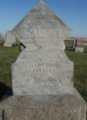 BOWERS, WILLIAM - Madison County, Iowa | WILLIAM BOWERS