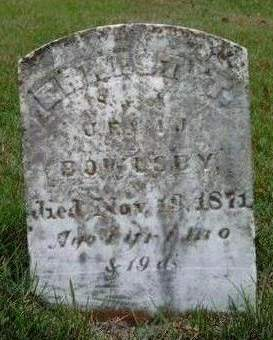 BOWLSBY, ERNEST T. - Madison County, Iowa | ERNEST T. BOWLSBY