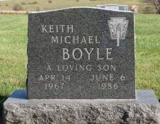 BOYLE, KEITH MICHAEL - Madison County, Iowa | KEITH MICHAEL BOYLE