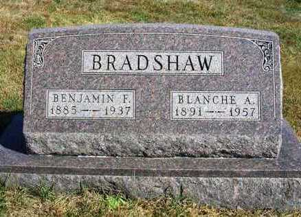 BRADSHAW, BENJAMIN FRANKLIN - Madison County, Iowa | BENJAMIN FRANKLIN BRADSHAW