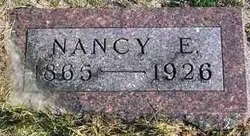 BRADSHAW, NANCY EMILY - Madison County, Iowa | NANCY EMILY BRADSHAW