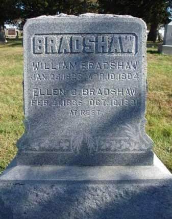 BRADSHAW, WILLIAM - Madison County, Iowa | WILLIAM BRADSHAW