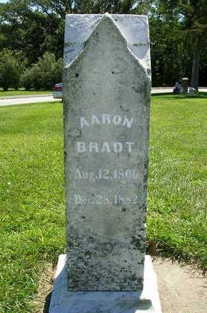 BRADT, AARON - Madison County, Iowa | AARON BRADT
