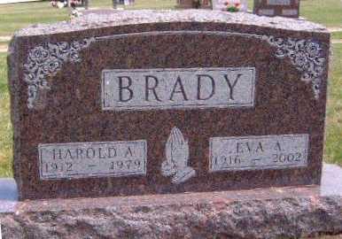 BRADY, EVA ARDELL - Madison County, Iowa | EVA ARDELL BRADY