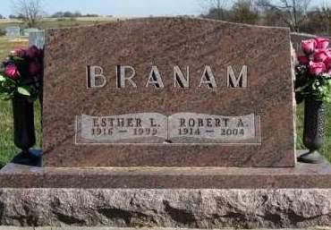 BRANAM, ROBERT ALVIN - Madison County, Iowa | ROBERT ALVIN BRANAM