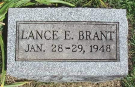 BRANT, LANCE E. - Madison County, Iowa | LANCE E. BRANT
