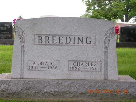 BREEDING, ALBIA - Madison County, Iowa | ALBIA BREEDING