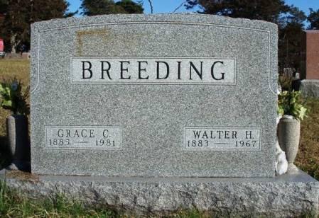 BREEDING, WALTER HERSHEL - Madison County, Iowa | WALTER HERSHEL BREEDING