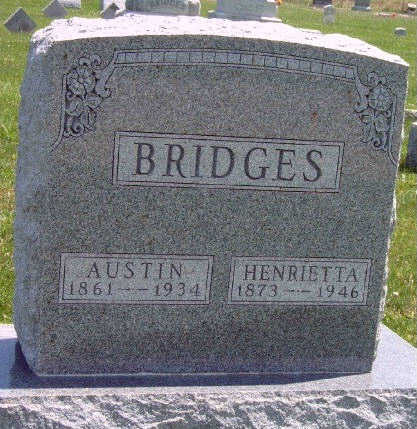 BRIDGES, HENRIETTA - Madison County, Iowa | HENRIETTA BRIDGES