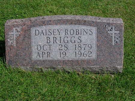 BRIGGS, DAISY C. - Madison County, Iowa | DAISY C. BRIGGS