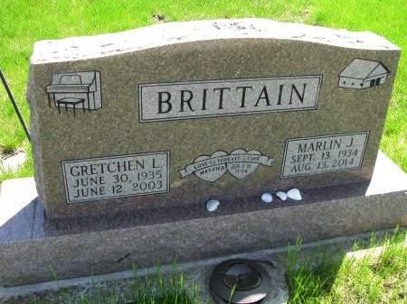 BRITTAIN, MARLIN J. - Madison County, Iowa | MARLIN J. BRITTAIN