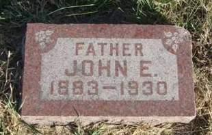 BROOKER, JOHN ERNEST - Madison County, Iowa   JOHN ERNEST BROOKER