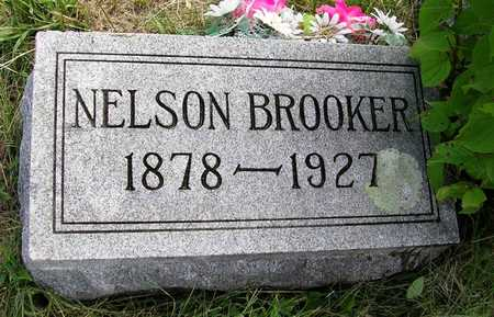 BROOKER, NELSON FREDERICK - Madison County, Iowa | NELSON FREDERICK BROOKER