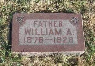 BROOKER, WILLIAM ANDREW - Madison County, Iowa | WILLIAM ANDREW BROOKER